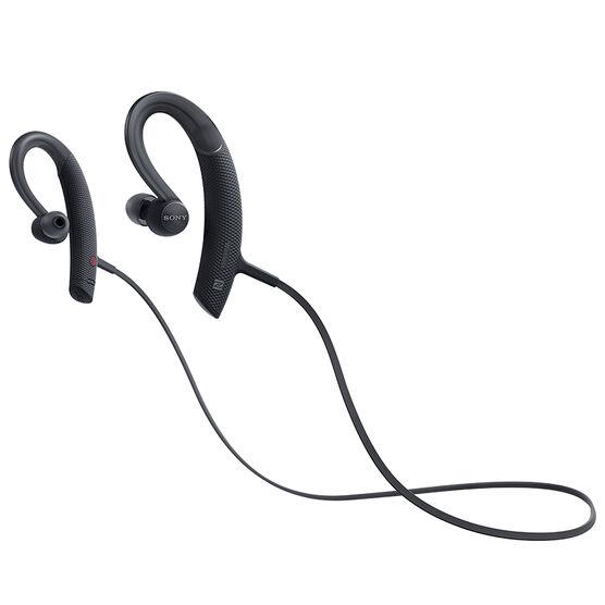 Sony EXTRA BASS Bluetooth In-Ear Headphones - Black - MDRXB80BSB