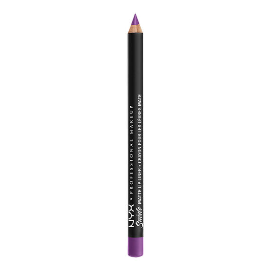 NYX Professional Makeup Suede Matte Lip Liner - Run the World