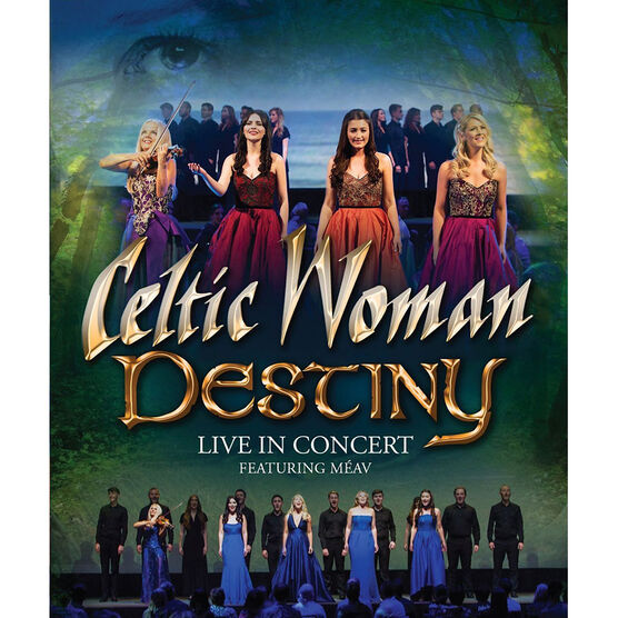 Celtic Woman: Destiny - Live - Blu-ray