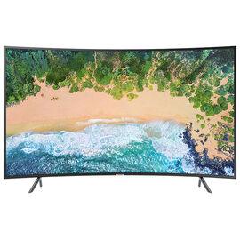 Samsung 65-in 4K UHD Curved TV - UN65NU7300FXZC