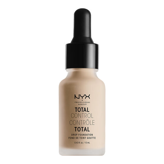 NYX Professional Makeup Total Control Drop Foundation - Light Ivory