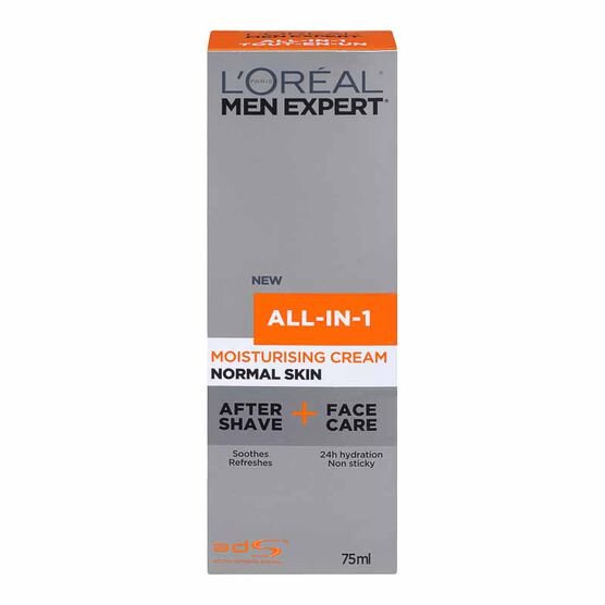L'Oreal Men Expert All-In-1 Moisturising Cream - Normal - 75ml
