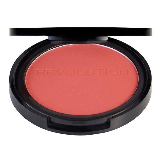 Makeup Revolution The Matte Blush - New Rules