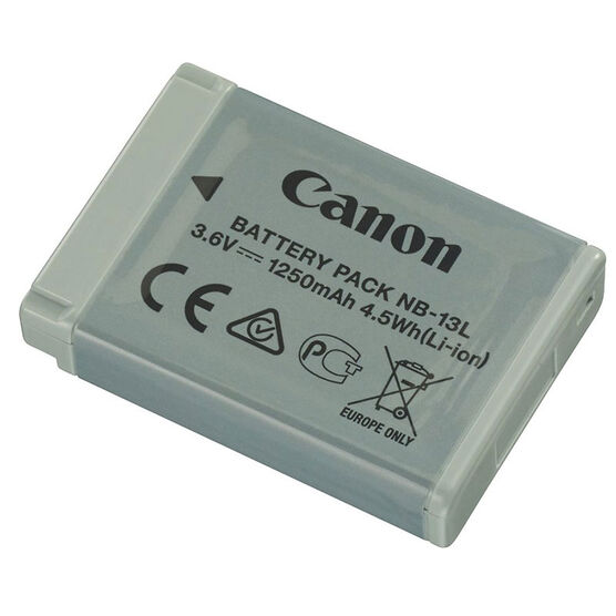 Canon NB-13L Battery - 9839B001