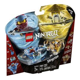 LEGO® Ninjago - Spinjitzu Nya & Wu - 70663
