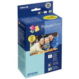 Epson PictureMate 200 Print Pack - Matte - T5845-M