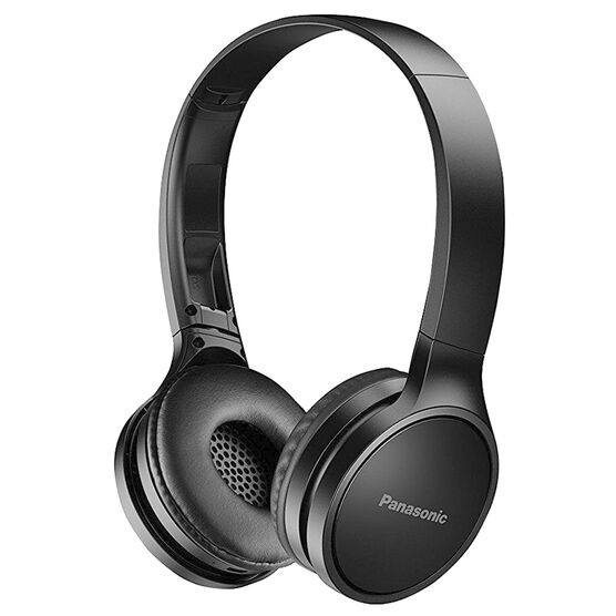 Panasonic Bluetooth Over Ear Headphones - Black - RPHF400BK
