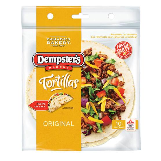 Dempster's Tortillas - Original - 10's