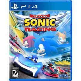 PRE ORDER: PS4 Team Sonic Racing