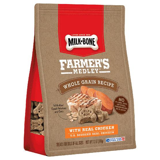 Milkbone Farmer's Medley - Chicken - 340g