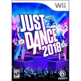 PRE ORDER: Wii Just Dance 2018