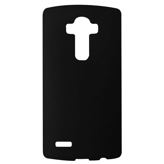 Axessorize TPU Case for LG G4 - Black - AXLG1050
