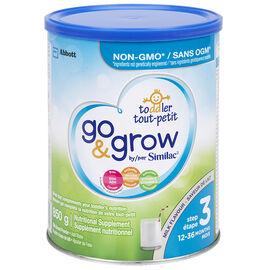 Similac Go & Grow Step 3 - Milk Flavour - 850g - 0S874301