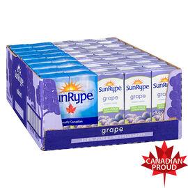 Sun-Rype Grape Juice - 8 x 5 x 200ml