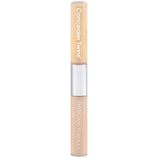 Physicians Formula Concealer Twins Cream Concealer 2-in-1 Correct and Cover - Yellow Light