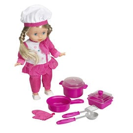 My Little Chef Doll