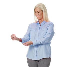 Silvert's Women's Magnetic Closing Shirt