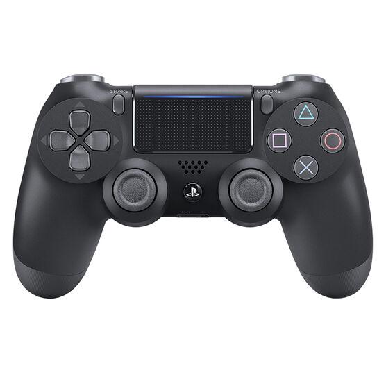 PS4 DualShock 4 Wireless Controller - Jet Black - 3001539