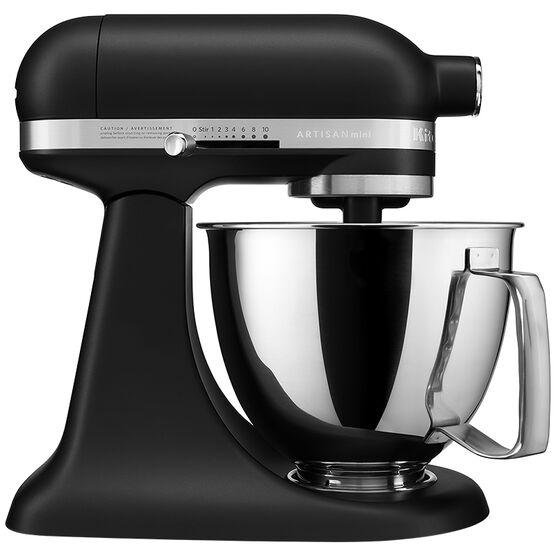 KitchenAid 3.5Q Artisan Mini Mixer - Matte Black