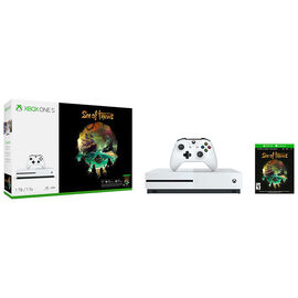 Xbox One S 1TB Console Sea of Thieves Bundle