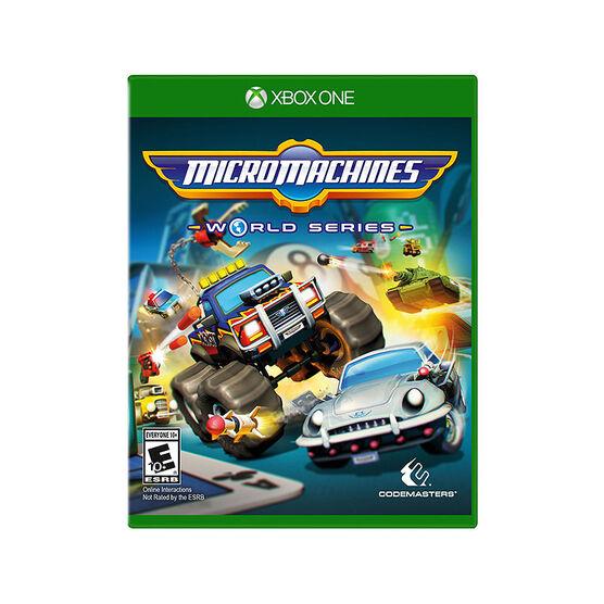 Xbox One Micro Machines World Series