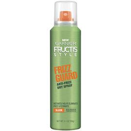 Garnier Fructis Style Frizz Guard Anti-Frizz Dry Spray - Sleek - 89g