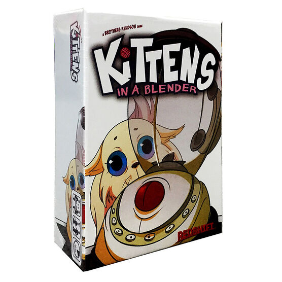 Kittens in a Blender Fast Paced Board Game