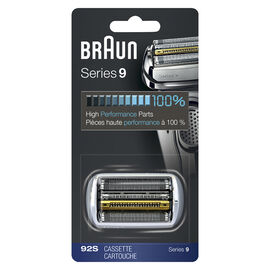 Braun Series 9 Combi - Silver - 92S
