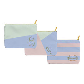 Emma Storage Pouch - Assorted - 9""