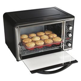 Hamilton Beach Countertop Convection Oven with Rotisserie - 31100D