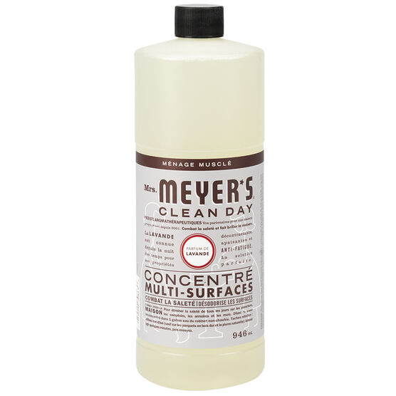 Mrs. Meyer Multi-Surface Concentrate Cleaner - Lavender - 946ml