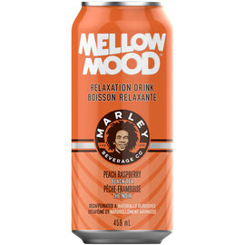 Marley Beverage Co - Peach Raspberry Black Tea - 459ml