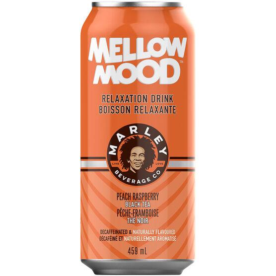 Marley Beverage Co - Peach Raspberry Black Tea - 459ml