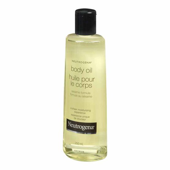 Neutrogena Rainbath Sesame Body Oil - 250 ml