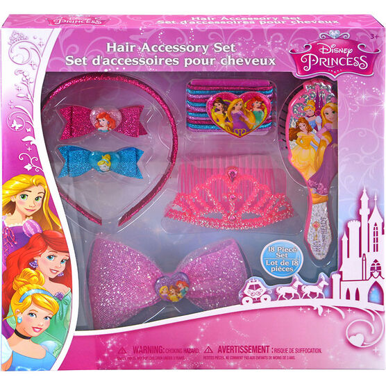 Disney Princess Hair Accessory Set