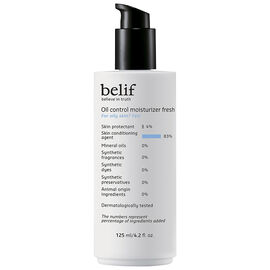 belif Oil Control Moisturizer Fresh - 125ml