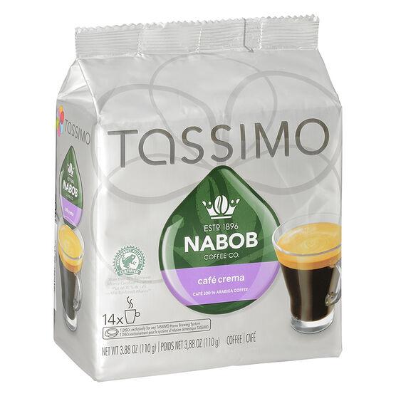 Tassimo Nabob Café Crema - 14 servings