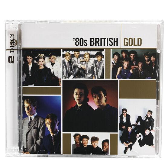 80's British - Gold - 2 Disc Set