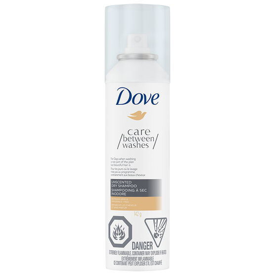 Dove Refresh +Care Dry Shampoo - Unscented - 142g