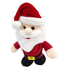 Animated Walking Santa - 23cm