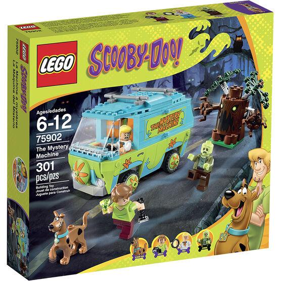 LEGO Scooby-Doo - The Mystery Machine