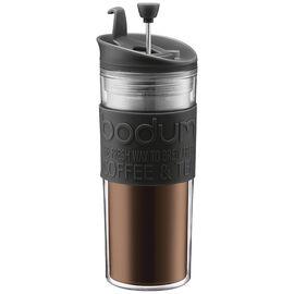 Bodum Travel Coffee Press - Black - 15oz