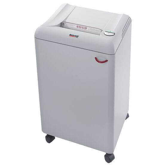 Destroyit 2503 Cross Cut 2x15mm Paper Shredder - Office Grey - DSH0300