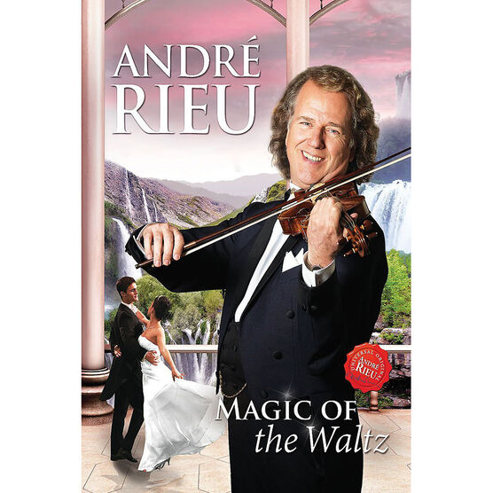 Andre Rieu - Magic of the Waltz - DVD
