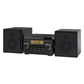 Borne CD Micro System - Black - MS500