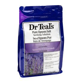 Dr Teal's Epsom Salts - Soothe - 1.36kg