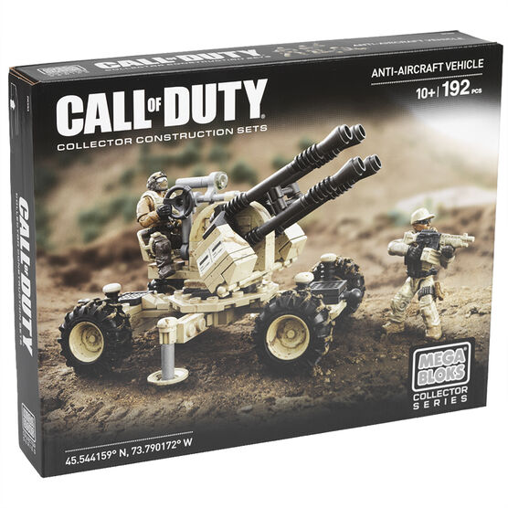 Mega Bloks Call of Duty - Anti-Aircraft Vehicle