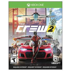 PRE ORDER: Xbox One The Crew 2