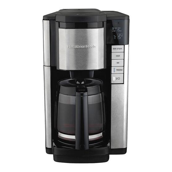 Hamilton Beach Programmable Coffee Maker - 46381C