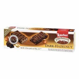 Loacker Gran Pasticceria - Dark Hazelnut - 100g